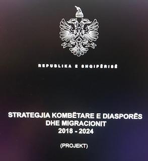 Ministri i Shtetit për Diasporën-Strategji Kombëtare e Diasporës dhe Migracionit