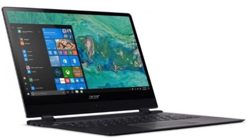 Acer prezanton laptopin më të hollë në botë