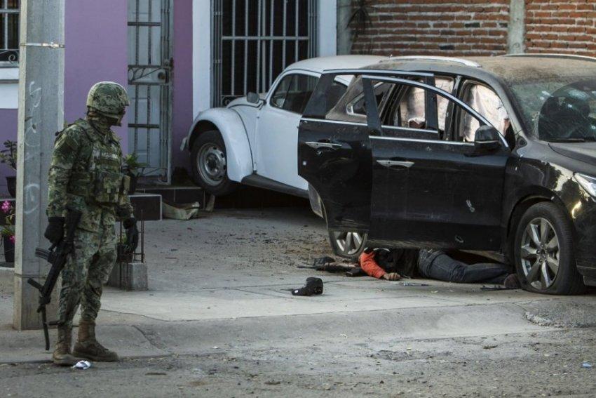 Meksikë: Lufta e drogës, 31 të vrarë 48 orët e fundit, mes tyre 3 fëmijë