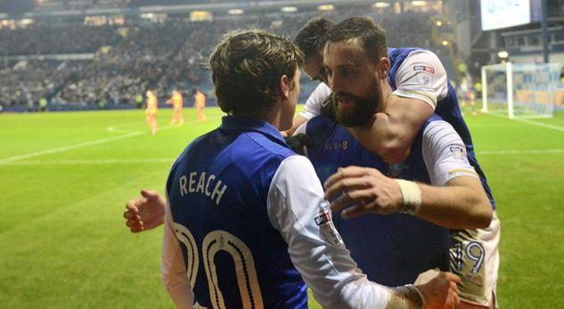 Atdhe Nuhiu shënon dy golla për Sheffieldin
