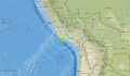 Një tërmet i fuqishëm godet brigjet e Perusë, alarm për cunami