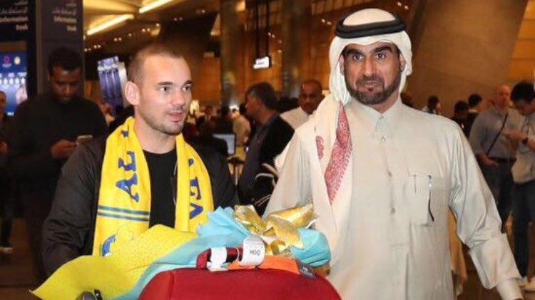 Zyrtare: Wesley Sneijder e vazhdon karrierën në Katar