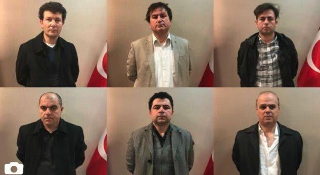 Dëbimi i shtetasve turq dhe shkarkimet e sotme, jehona në mediat botërore