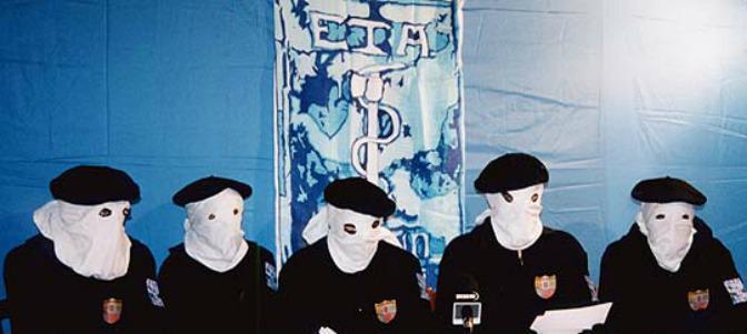 Shpërbëhet organizata  baske, ETA