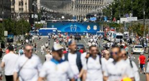 Disa orë para finales së Championsit,alarm për bombë në Kiev