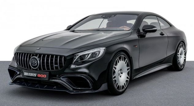 Mercedes Brabus-AMG S63 Coupe