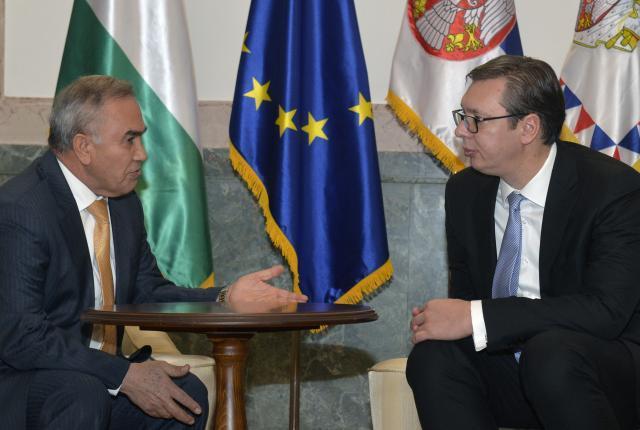 Ambasadori palestinez në Beograd,Drejësia e Zotit është në anën e serbëve dhe palestinezëve
