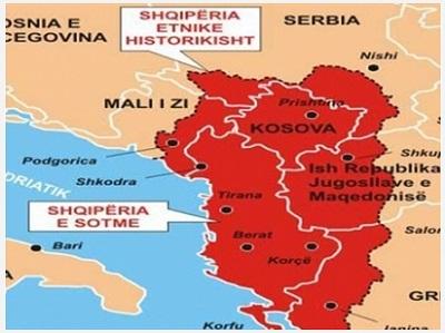 """""""TheEconomist"""" -Kufijtë e Shqipërisë dhe copëtimi në vitin 1913"""