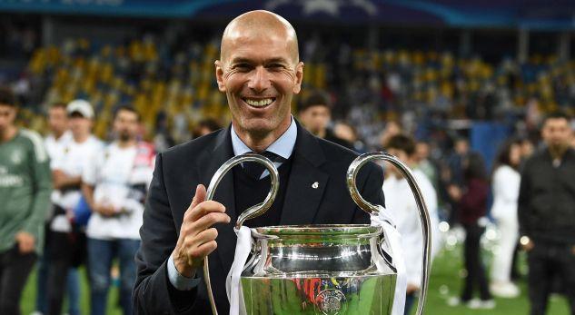 Pas largimit nga Reali,gjashtë kandidatët për ta zëvendësuar Zidanin