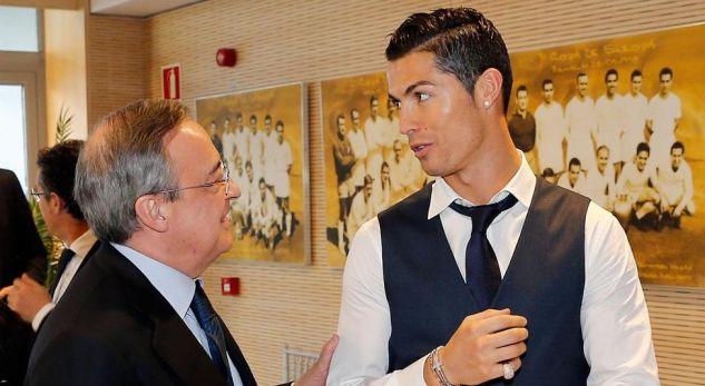 Ronaldo kërkon 50 milionë në sezon