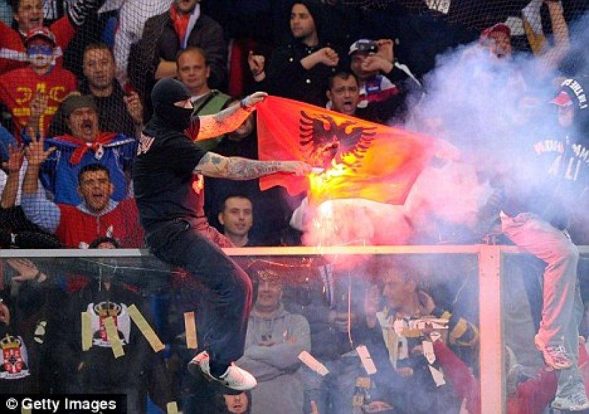 FIFA dënon Serbinë me54 mijë franga zvicerane.