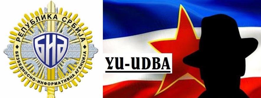 Diplomacia dhe shërbimet sekrete jugosllave
