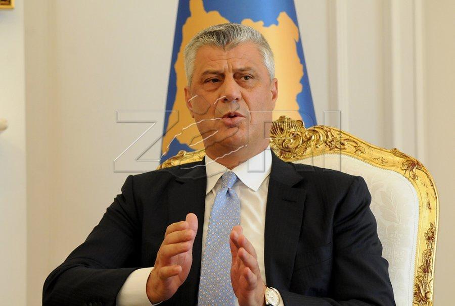 Thaçi: Do ta marrim Preshevën por se japim Mitrovicën