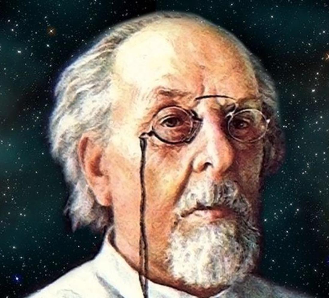 """Konstantin Tsiolkovsky, fshatari pa shkollë që u bë """"babai"""" i Astronautikës"""