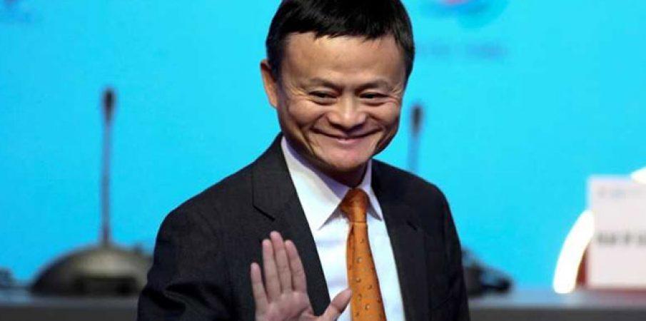 Pronari Jack Ma  tërhiqet nga Alibaba