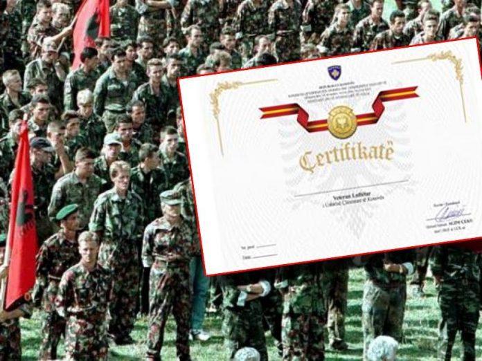 Dalin të gjithë emrat e veteranëve mashtrues të listuar në Aktakuzën e Blakajt