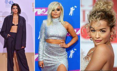 """Dua Lipa, Rita Ora dhe Bebe Rexha nesër në""""American Music Awards"""""""