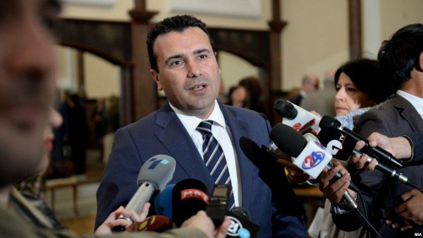 Zaev thotë se ka siguruar votat për ndryshimet kushtetuese