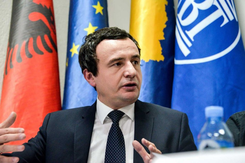 Kurti: Serbia s'na urren vetëm neve pse jemi shqiptarë, por edhe të tjerët pse s'janë serbë