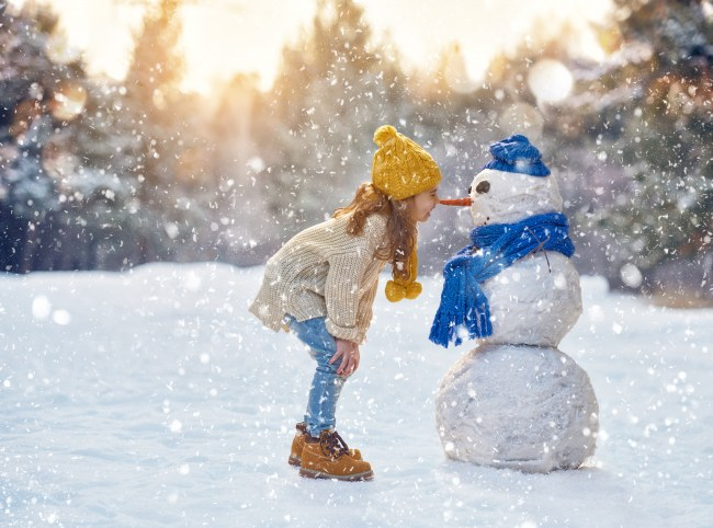 Këshilla për mbrojtjen e fëmijëve dhe foshnjeve nga ftohti