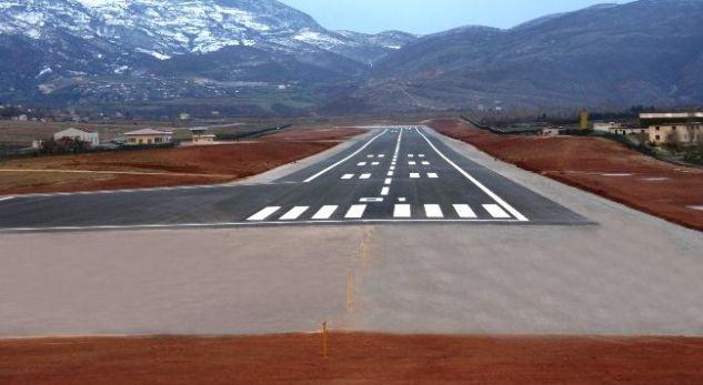 Shpallet me ofertë të vetme fituesi për aeroportin e Kukësit