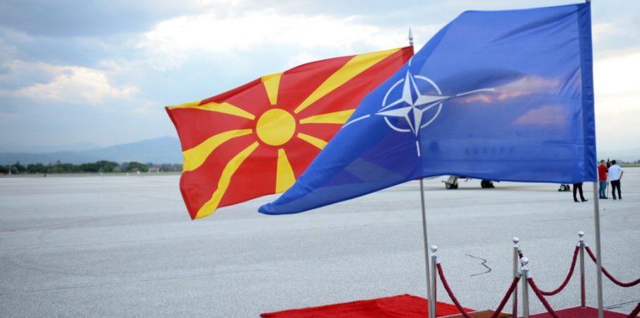 Maqedonia e Veriut në NATO, nënshkruhet protokolli i anëtarësimit