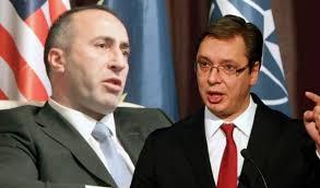 Haradinaj: Nuk do të negocioj me një bastard si Vuçiç