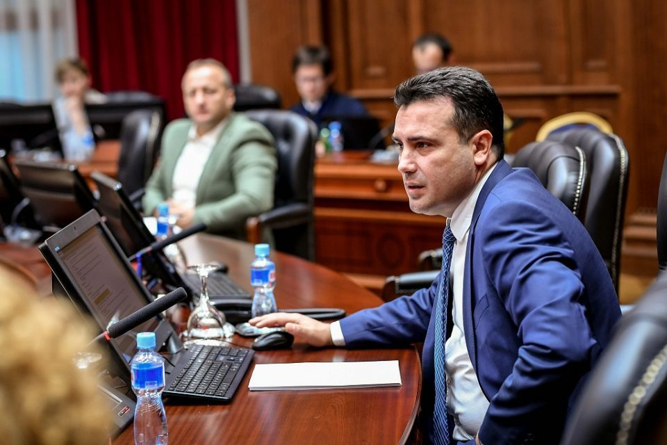 Zaev paralajmëron ndryshime rrënjësore në qeveri deri në qershor