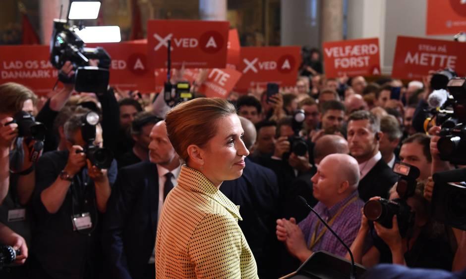 Zgjedhjet në Danimarkë leksion më vete, njihuni me kryeministren e re