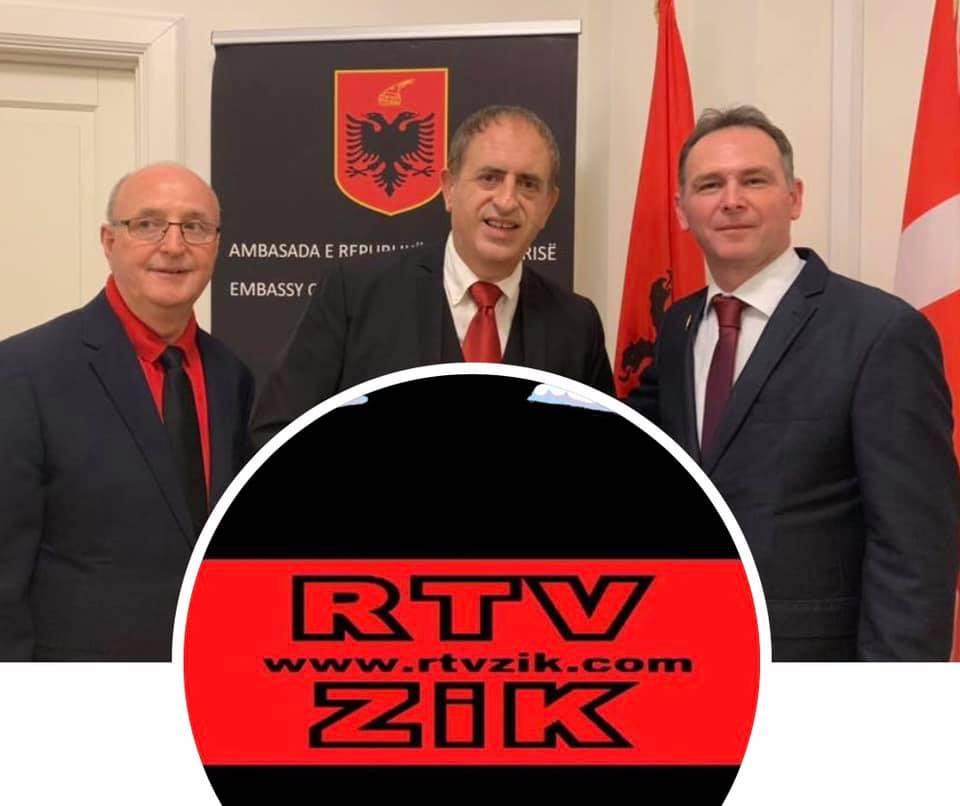 30 vite RTV Zëri i Kosovës në Danimarkë