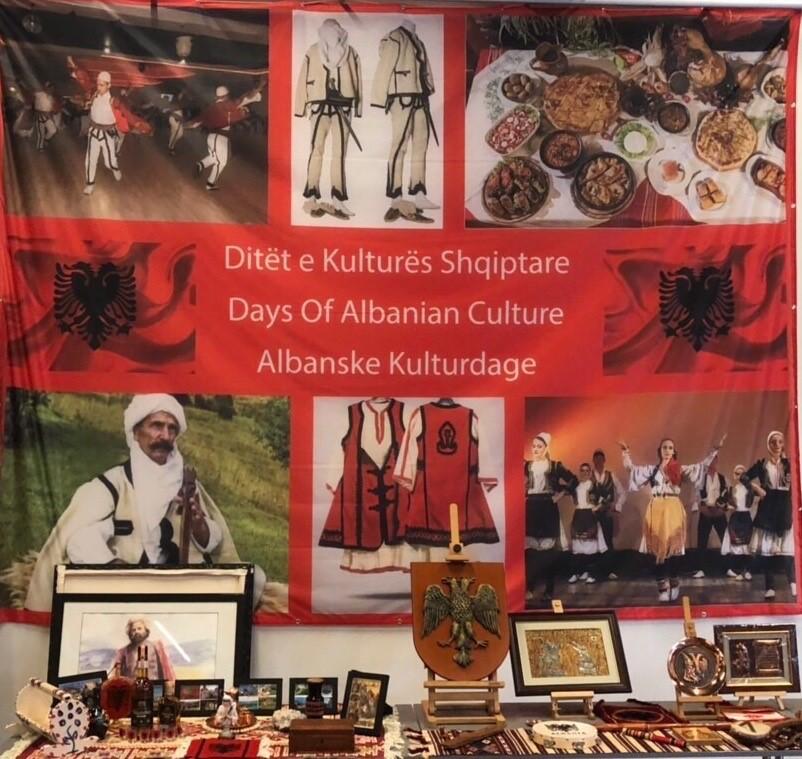 Ditët e Kulturës Shqiptare në Danimarkë 09-11-2019