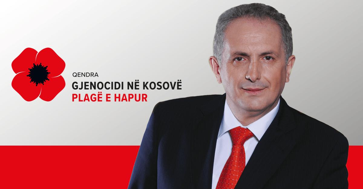 """Qendra """"Gjenocidi në Kosovë – Plagë e Hapur"""" reagon ndaj deklaratës së Vuçiqit për masakrën e Reçakut"""