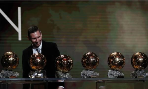 Fjalimi i plotë i Messit, pasi e fitoi Topin e artë