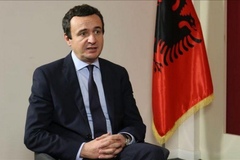 """Albin Kurti: """"Shqipëria e Madhe"""", sipas Ukshin Hotit e jo sipas Beogradit"""