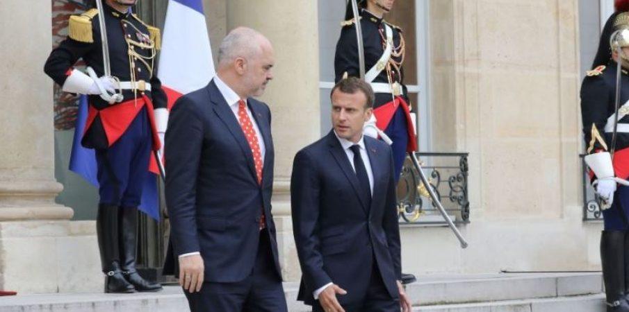 Macron: Franca është e gatshme të bëhet organizatore donatorësh për Shqipërinë