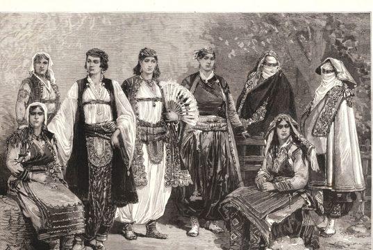 Kur Athina fliste shqip para 139 vjetësh