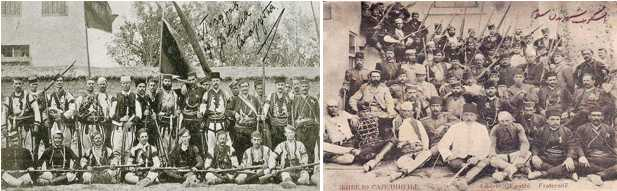 NË  vitin 1784 KRALEVA KISHTE VETËM 11 SHTËPI SERBE, DHE 89 SHQIPTARE!