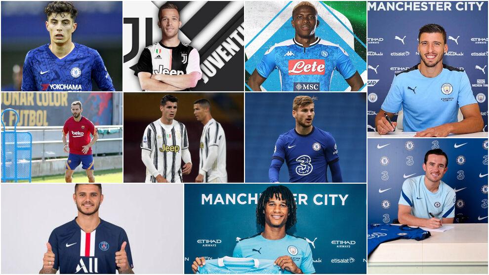 Ja 25 transferimet më të shtrenjta të kësaj merkatoje futbolli