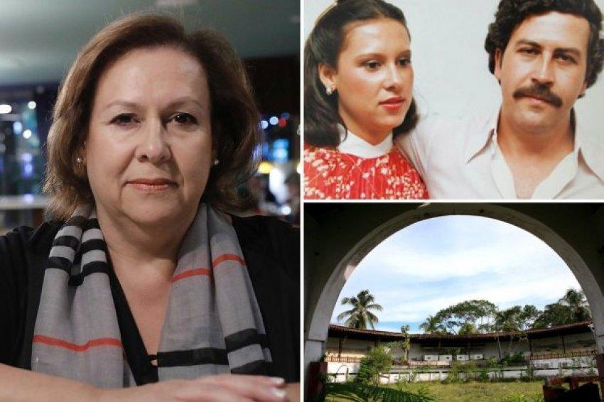 Gruaja e Pablo Escobar rrëfehet për jetën turbulente të tij