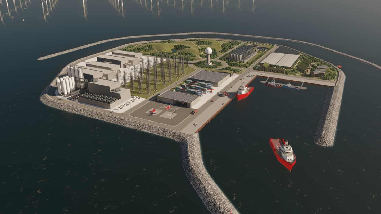 Në Danimarkë do të ndërtohet ishull artificial për prodhimin e rymës. Pjesmarës edhe një shqiptar.