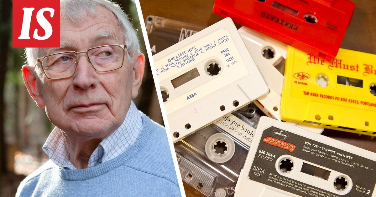 Shuhet në moshën 94-vjeçare Lou Ottens shpikësi i kasetës