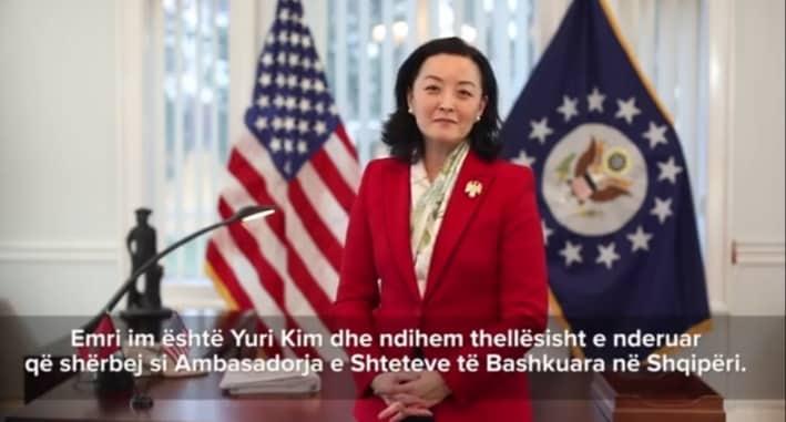 Ambasadorja Yuri Kim: Mos u habisni nëse kandidatët për deputetë skualifikohen