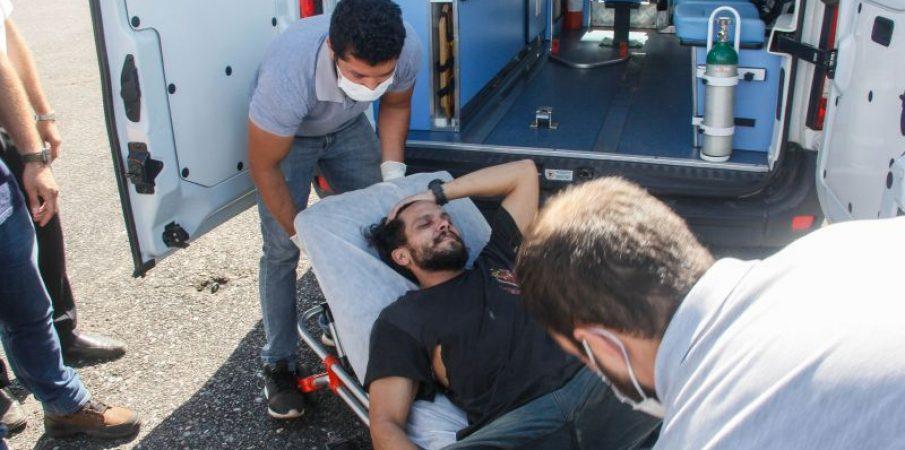 U rrëzua me avion dhe mbijetoi për 36 ditë në pyje i vetëm