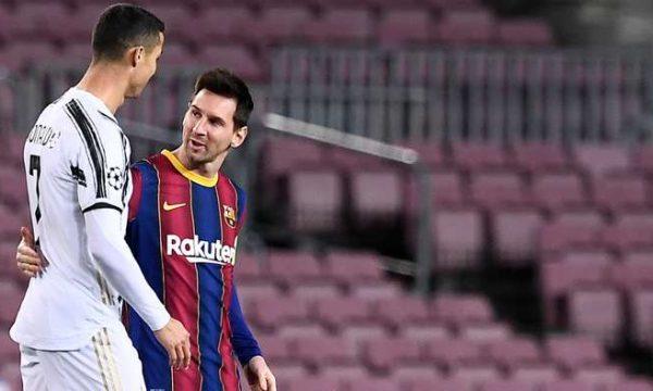 Messi dhe Ronaldo në PSG